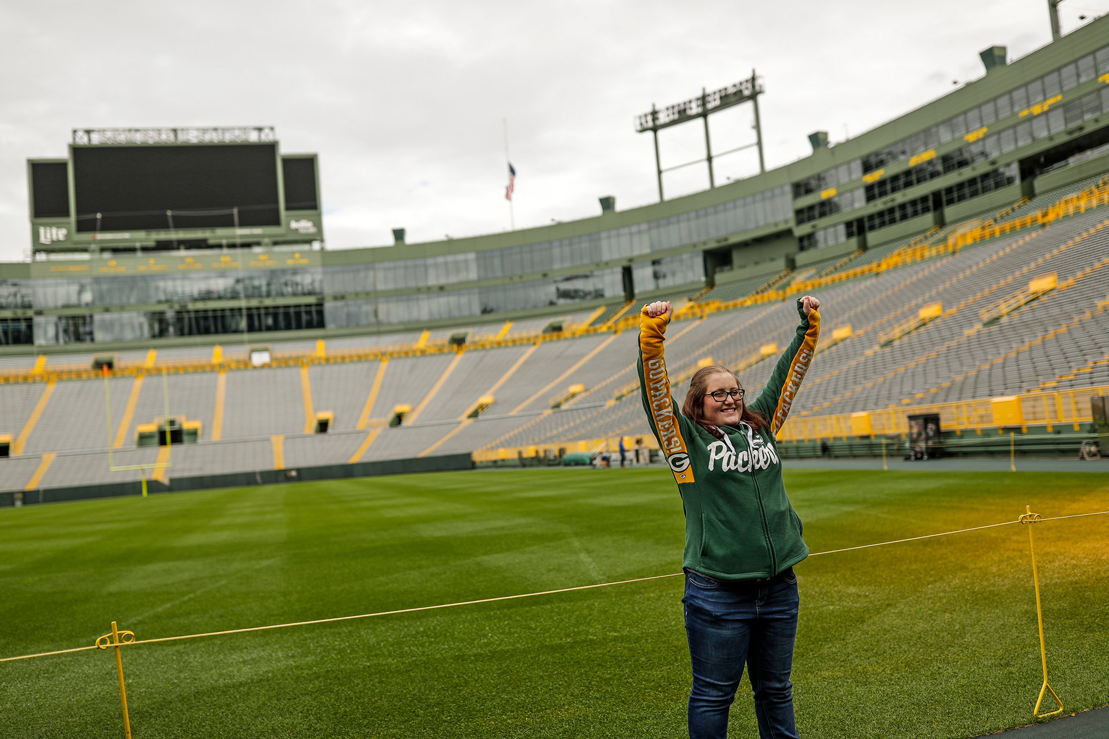 Home Green Bay Packers Hall Of Fame Stadium Tours