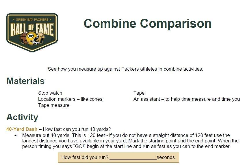 Combine Comparison