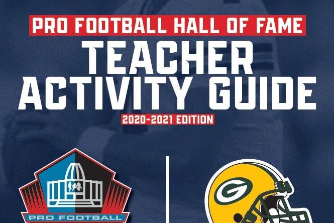 Pro Football HoF Activity Guide