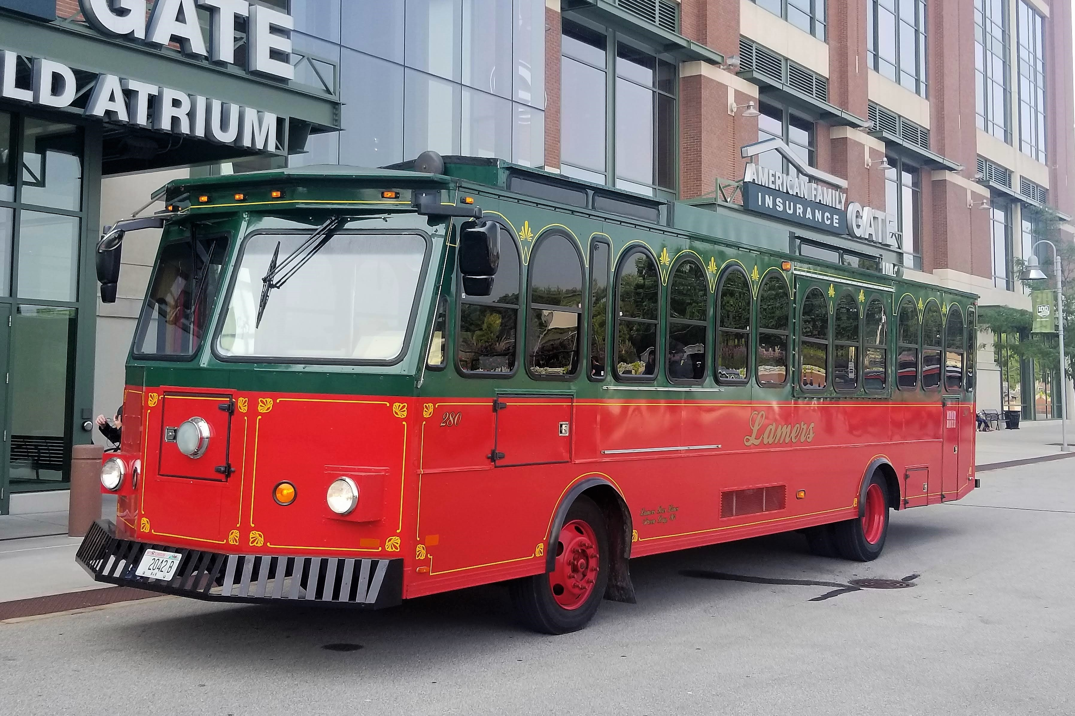 Callout - Trolley Tours