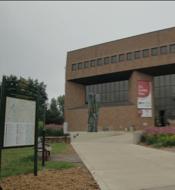 Image of the Neville Public Museum.
